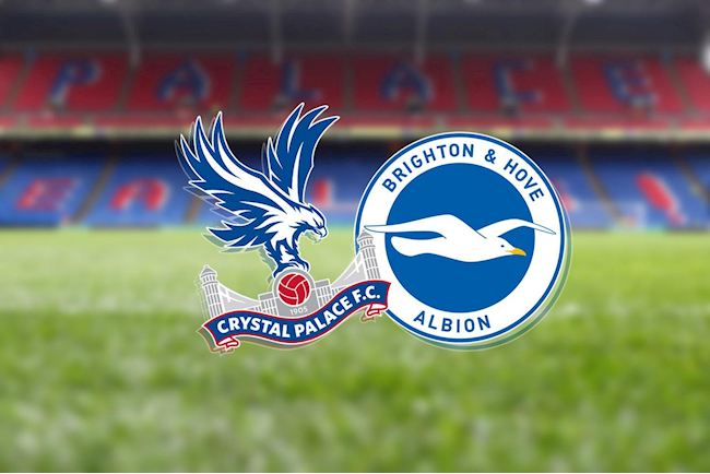 Palace vs Brighton